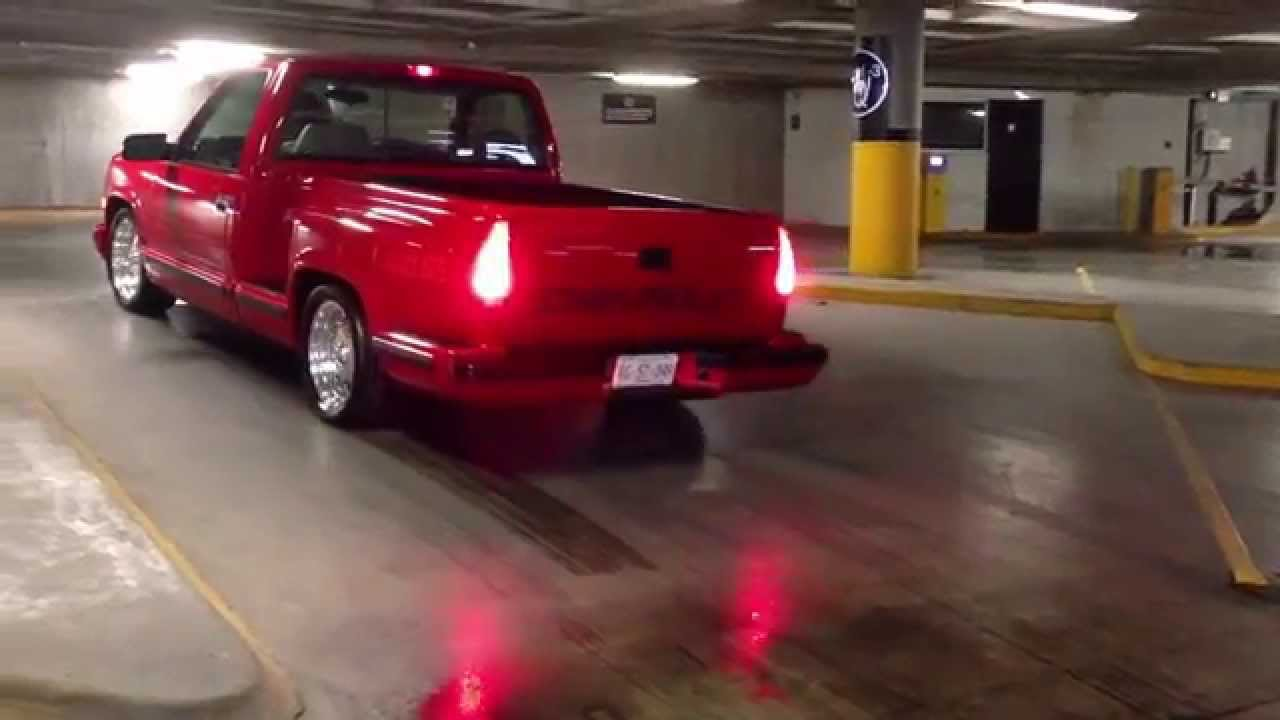 Chevy pick up 400 SS Mexicana - YouTube