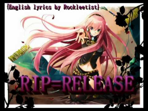 Rip=Release ~ Gohoshi Cover