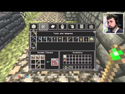 Minecraft Xbox 360: Skyrim (da Minecon).