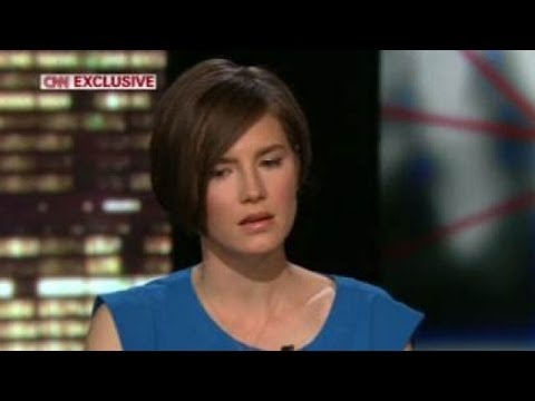 Amanda Knox: 'My DNA is not there'