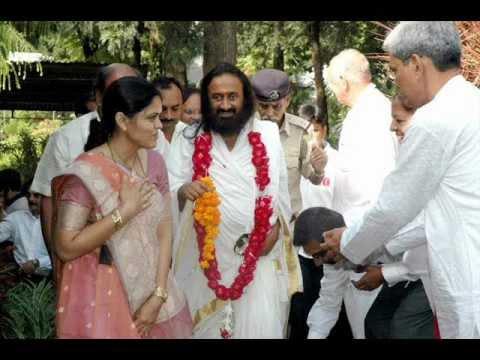 sri sri ravi shankar guruji (tenu rab manya).wmv
