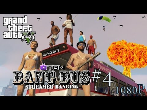 Gta 5 Online gta V Online Bang Bus #4 Streamer Banging  Gameplay Livestream [hd] 1080p video