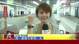 世大運看見台灣! 大廠送1.3萬支智慧錶當伴手禮