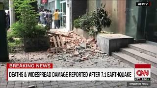 Earthquake kills dozens in central Mexico by : CNN