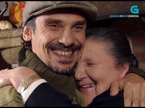Manu Chao e Josefa de Bastavales, no programa Alalá da Televisión de Galicia en 2007