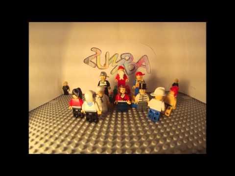Zumba Lego