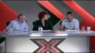 Steve Brooksteins 1st and 2nd audition