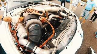 BMW  V12 TURBO 1378 HP / 1566 NM (1155 lbs) CSI 850