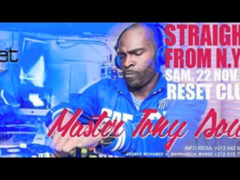 IBIZA LIVE RADIO PRESENTS: THE TONY SOUL SITUATION