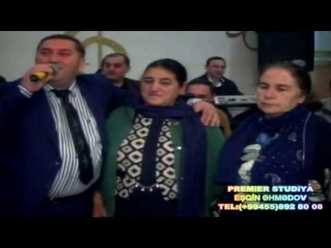 Xelil Qaracop TOVUZDA HUSEYININ KICIK TOY MECLISINDEN 21.12.2016.