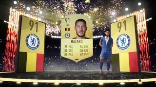 HAZARD IN A PACK!!! FIFA 19 ULTIMATE TEAM
