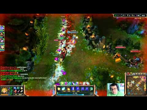 League of Legends en DIRECTO mañanero