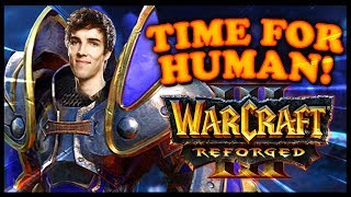Grubby | TIME FOR HUMAN!