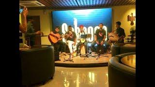 Ki shondor ak gaan er pakhi ! By Ahnaf Baul (Onushar) @ Sabroso Music Cafe !!