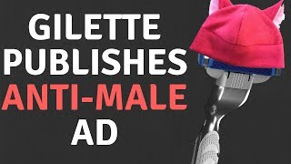 Gillette Gets WOKE! Anti-Male Ad Fails Spectacularly!