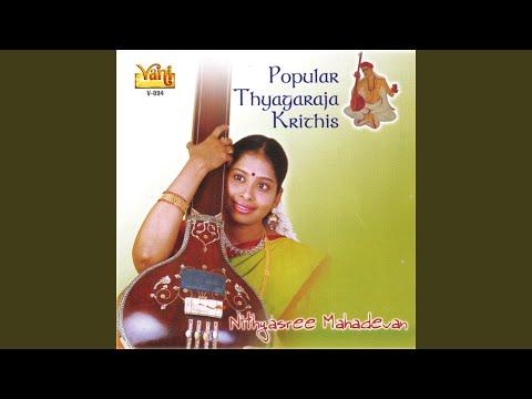 Samaja Varagamana (Nithyasree)