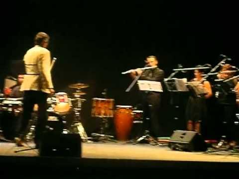 Concierto Grupo de Flautas@TELDE〜GUARACHA ESTUPEFACTA(J LUIS CORTES EL TOSCO))