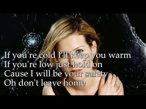 Dido - Don't Leave Home lyrics