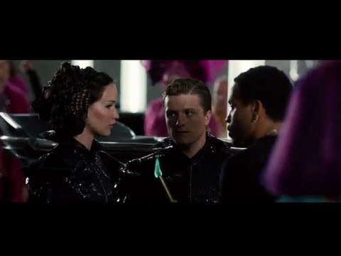 THE HUNGER GAMES - CAPITOL TV Exclusive - TV Spot