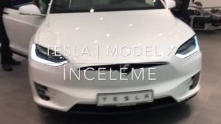 Tesla Model S, Model X, Batarya Ve Motor inceleme  (HD 1080)