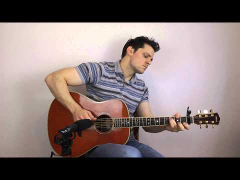 Let It Go - (Frozen) - Acoustic Fingerstyle Interpretation
