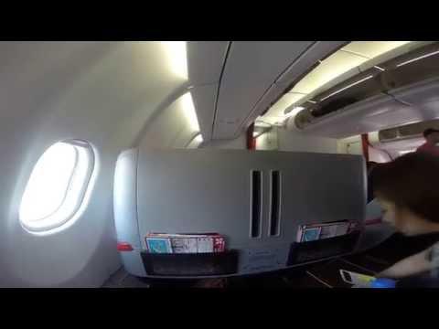 [HD 1080p] Karn&Aom in Korea 2014 ตอน การเดินทางโดย Thai AirAsia X (Business vs Premium)