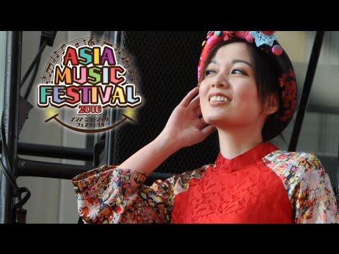 【AMF2016】[Thủy Design -AODAI FASHION SHOW-] official video ASIA MUSIC FESTIVAL 2016 in Hamamatsu