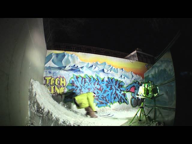 2011 ORAGE SPOT FEATURE PARKING LOT RE ENTRY.mov