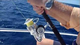 :: Sport Fishing TV :: Stratos 20000 SS - Spinning Reel