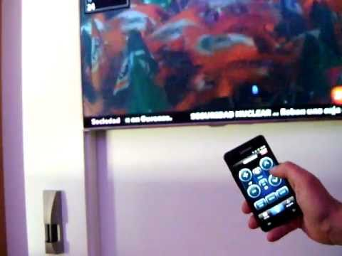 Samsung Galaxy S II & 55D8000 Dual View TV [REVIEW]