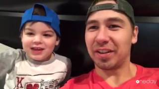 One Day Valentine's Day with Cason! | KiddNation