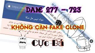 DAME 277-723 KHÔNG CẦN FAKE CLONE || 1s DIE TRONG CLIP | CÁO CHANNEL