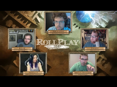 RollPlay R&D - Numenera - Week 5, Part 1 (Short Week, Internet Issues)