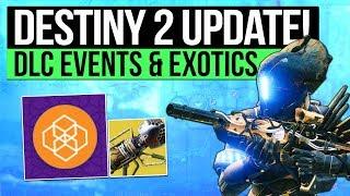 Destiny 2 News   New Mercury Events, Osiris Gauntlets, Infinite Heavy Glitch & Faction Gear Reset!