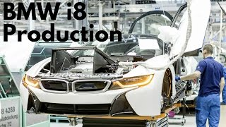 BMW i8 Production