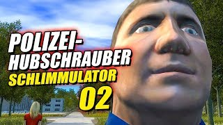 ADRENALIN-ANDREAS in Action 👮‍ Polizei Hubschrauber Simulator [002]