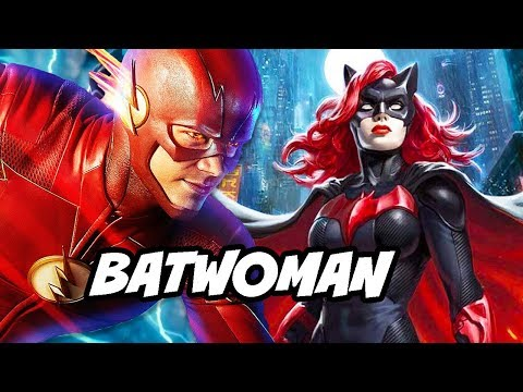 The Flash Season 5 Arrow Batwoman Spinoff TV Show Explained - Comic Con 2018 thumbnail