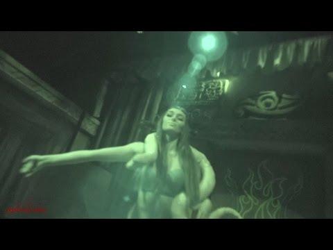 From Dusk Till Dawn (Nightvision HD) Halloween Horror Nights 2014 Universal Studios