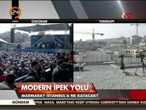 Marmaray Duraklari