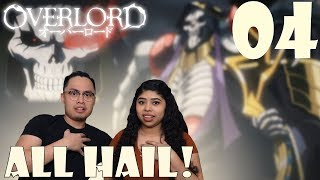 Overlord Season 2 Episode 4 Reaction and Review! ALL HAIL AINZ! WILL THEY SURVIVE?