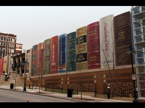 Самые необычные в мире здания библиотек