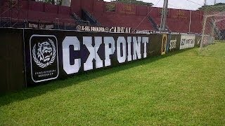 CX Curvanord : Persik 4 vs 0 Persijap ( AdBoard CXPoint NordShop )