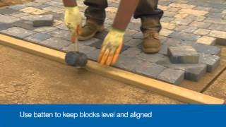 How to Lay a Driveway - Bradstone