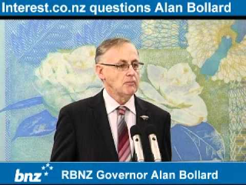 Interest.co.nz questions Alan Bollard