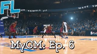 NBA 2K14: Crew, MyLeague, Next-gen on PC (MyGM Ep. 6)