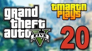 Grand Theft Auto 5 - Part 20 - Knee Deep in Sh*t (Let's Play / Walkthrough / Guide)