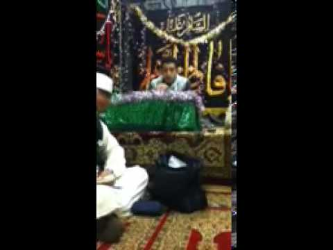 Izzat Khuda Ki Fatima By Hassan Raza 2013 video