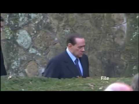 Prime Minister Silvio Berlusconi to serve a one-year sentence for tax fraud