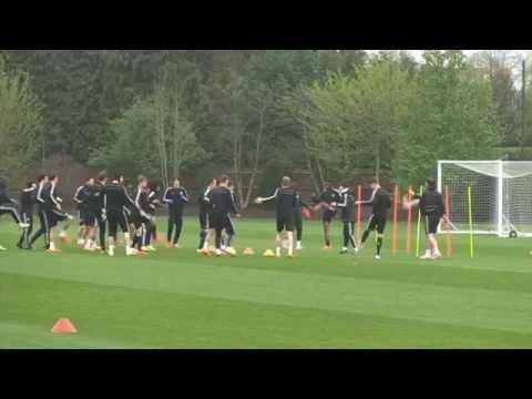 Jose Mourinho siegessicher: