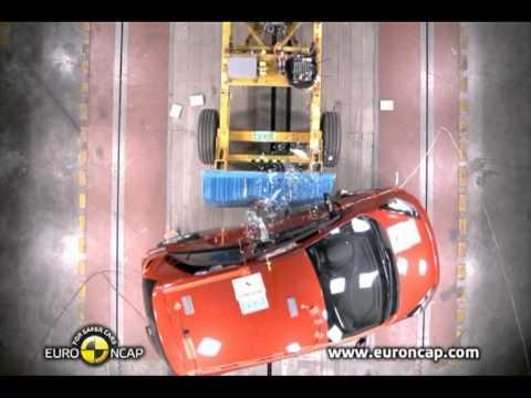 Euro NCAP | Kia Picanto | 2011 | Краш-тест